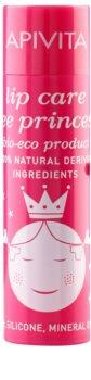 Apivita Lip Care Bee Princess bálsamo hidratante para lábios para crianças
