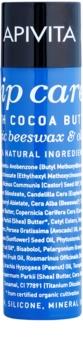 Apivita Lip Care Cocoa Butter bálsamo hidratante intensivo para labios  SPF 20