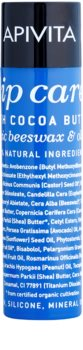 Apivita Lip Care Cocoa Butter baume à lèvres hydratant intense SPF 20