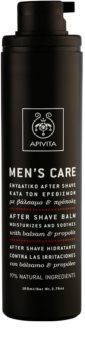 Apivita Men's Care Balsam & Propolis balsamo after-shave