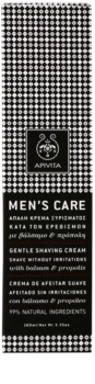 Apivita Men's Care Balsam & Propolis crème douce rasage