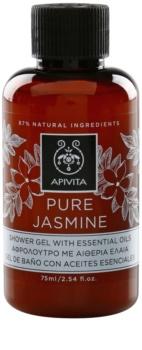 Apivita Pure Jasmine gel za tuširanje s esencijalnim uljem