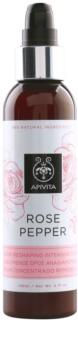 Apivita Rose Pepper intenzivní zpevňující sérum proti celulitidě