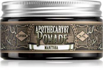 Apothecary 87 Manitoba pomada de cabelo