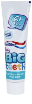 Aquafresh Big Teeth Zahnpasta für Kinder