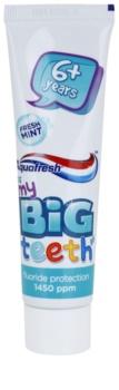 Aquafresh Big Teeth паста за зъби за деца