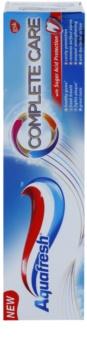 Aquafresh Complete Care Fluoride Toothpastes