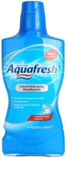 Aquafresh Fresh Mint ústna voda pre svieži dych