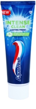 Aquafresh Intense Clean Lasting Fresh pasta de dinti pentru o respiratie proaspata