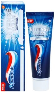 Aquafresh Intense Clean Whitening pâte pour des dents éclatantes de blancheur