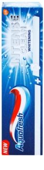 Aquafresh Intense Clean Whitening pasta  para dientes blancos y radiantes