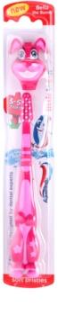 Aquafresh Little Teeth zubná kefka pre deti