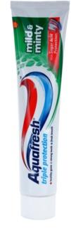 Aquafresh Triple Protection Mild & Minty pasta de dientes