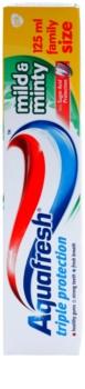Aquafresh Triple Protection Mild & Minty dentífrico