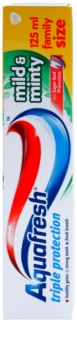Aquafresh Triple Protection Mild & Minty Toothpaste