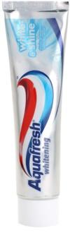 Aquafresh Whitening dentífrico para dentes brancos radiantes