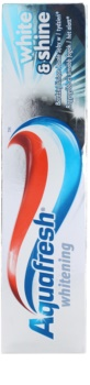 Aquafresh Whitening pasta de dientes para dientes blancos y radiantes