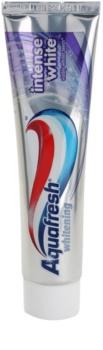 Aquafresh Whitening dentifrice pour un effet blancheur intense