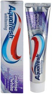 Aquafresh Whitening pasta de dientes para intensificar la blancura