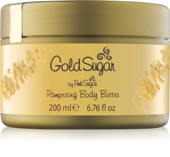 Aquolina Gold Sugar Body Cream for Women 200 ml