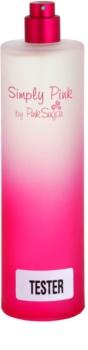 Aquolina Simply Pink toaletní voda tester pro ženy 100 ml