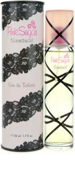 Aquolina Pink Sugar Sensual Eau de Toilette para mulheres 50 ml