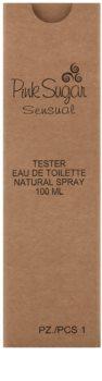 Aquolina Pink Sugar Sensual toaletná voda tester pre ženy 100 ml