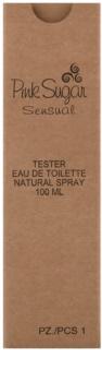Aquolina Pink Sugar Sensual woda toaletowa tester dla kobiet 100 ml