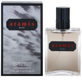Aramis Aramis Black Eau de Toilette für Herren 110 ml