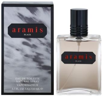 Aramis Aramis Black toaletna voda za muškarce 110 ml