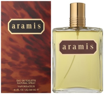 aramis eau de toilette f r herren 240 ml. Black Bedroom Furniture Sets. Home Design Ideas