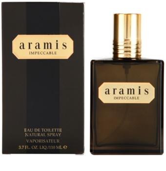 Aramis Impeccable Eau de Toilette voor Mannen 110 ml