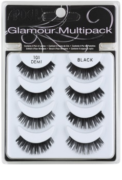 Ardell Glamour Fake Lashes, Multipack