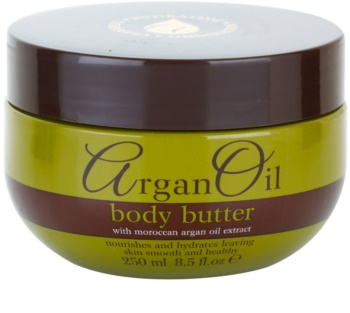 Argan Oil Hydrating Nourishing Cleansing beurre corporel à l'huile d'argan