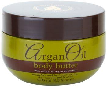 Argan Oil Hydrating Nourishing Cleansing testvaj argánolajjal