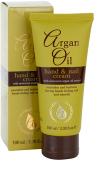 Argan Oil Hydrating Nourishing Cleansing krém na ruky a nechty s arganovým olejom