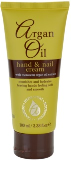 Argan Oil Hydrating Nourishing Cleansing Hand & Nail Cream With Argan Oil