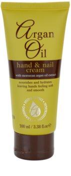 Argan Oil Hydrating Nourishing Cleansing kéz- és körömápoló krém argánolajjal