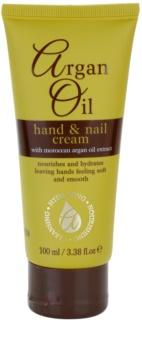 Argan Oil Hydrating Nourishing Cleansing κρέμα για χέρια και νύχια με έλαιο αργκάν