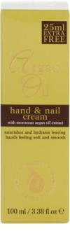 Argan Oil Hydrating Nourishing Cleansing crema para manos y uñas con aceite de argán