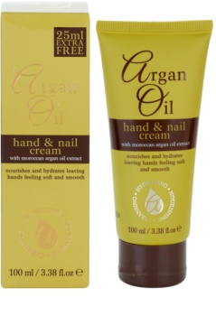 Argan Oil Hydrating Nourishing Cleansing crème mains et ongles à l'huile d'argan
