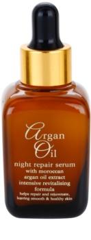 Argan Oil Revitalise Cares Protect відновлюючий нічний догляд  з аргановою олійкою