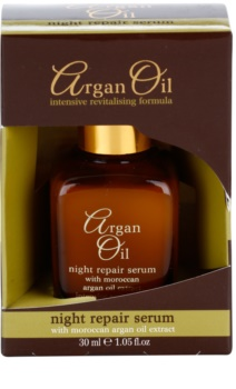 Argan Oil Revitalise Cares Protect Renewing Night Care With Argan Oil