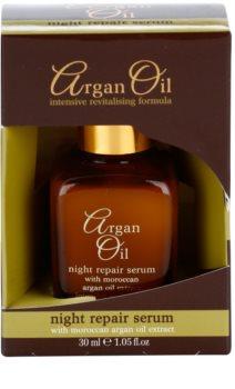 Argan Oil Revitalise Cares Protect soin de nuit rénovateur à l'huile d'argan
