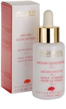 Argand'Or Care arganovo ulje  sadrži esencijalno ulje ruže