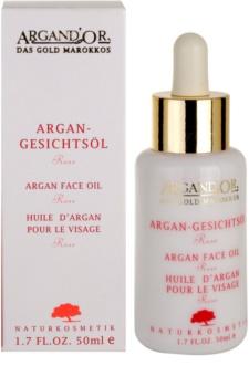 Argand'Or Care olio di argan con olio essenziale di rosa