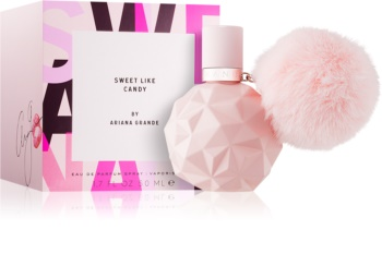 Ariana Grande Sweet Like Candy Eau de Parfum voor Vrouwen  50 ml