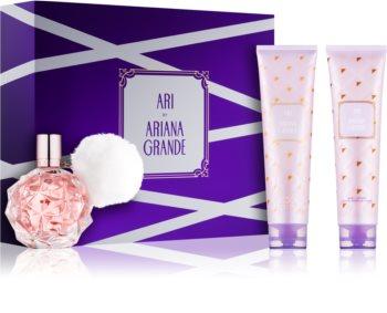 Ariana Grande Ari by Ariana Grande set cadou III. pentru femei