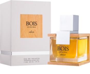 Armaf Bois Luxura Eau de Toillete για άνδρες 100 μλ