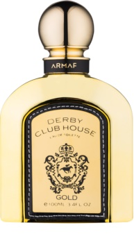 Armaf Derby Club House Gold Men Eau de Toilette voor Mannen 100 ml